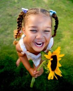 laughterwsunflower